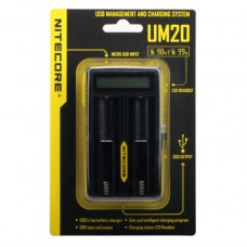 UM20 Dual Charger