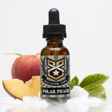 Ballistic Polar Peach 0mg(30mL)